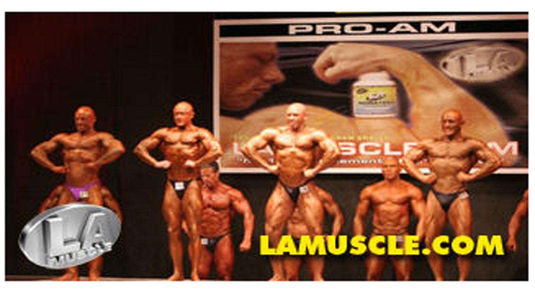 Mr Universe 2005 - Main Sponsor: LA Muscle