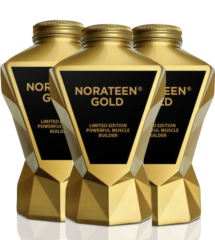 3 x Norateen Gold Special