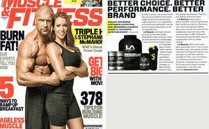Muscle & Fitness Magazine February 2015