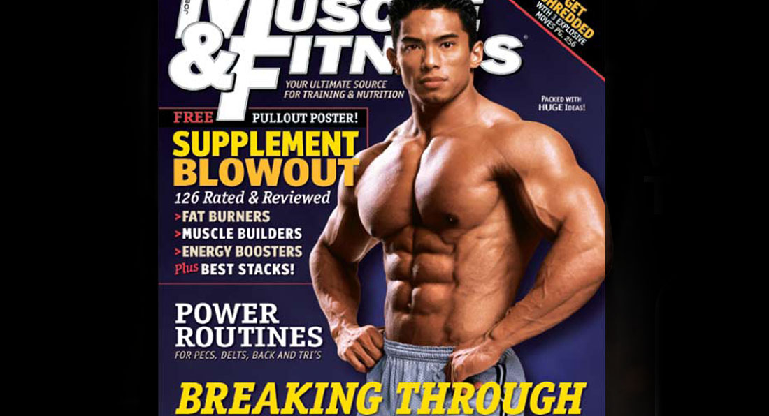 Muscle & Fitness Article on FatStripper
