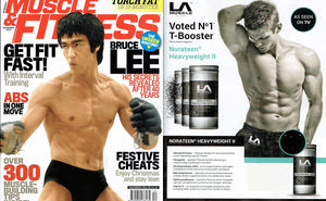 Muscle & Fitness Magazine December 2014