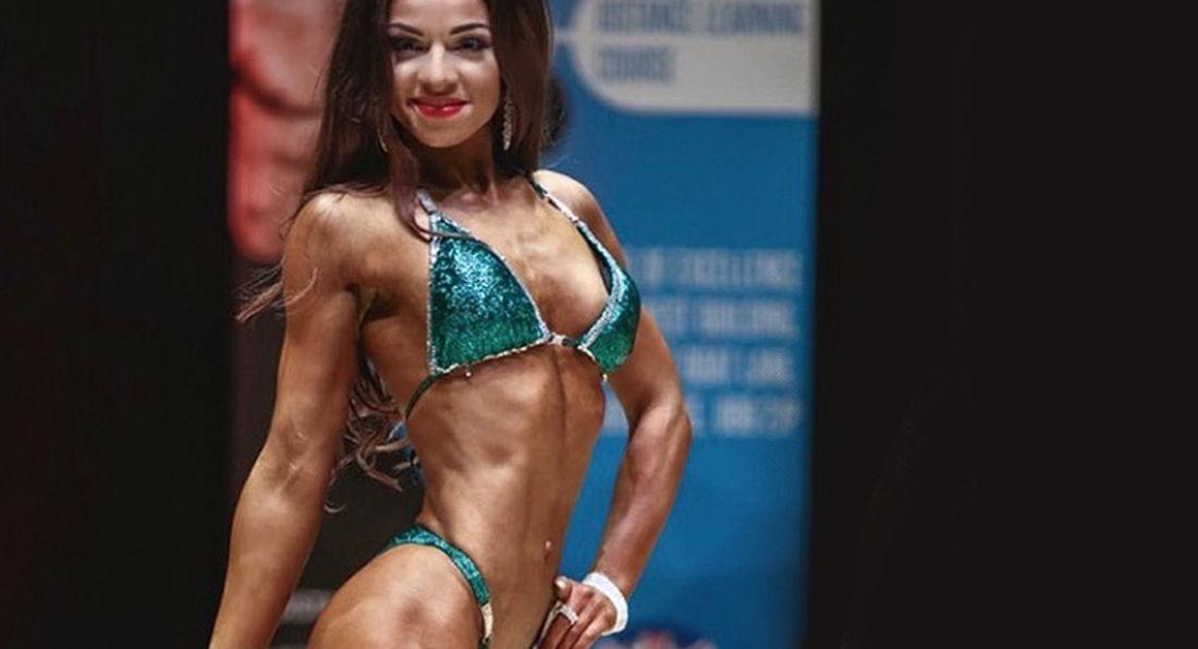 Natalie Jiojioras- Lower Body Workout
