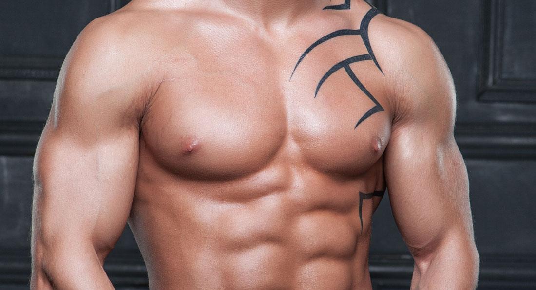 Natural bodybuilding training & diet