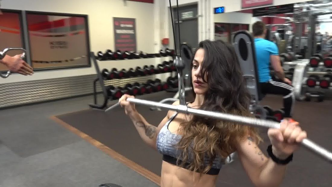 Bent Over Rows for AMAZING Back Development