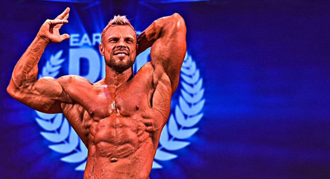 Q&A With WBFF Pro Neil Anderson