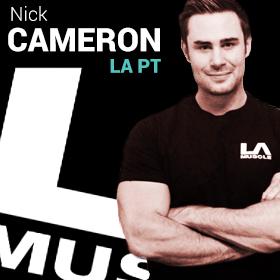 Nick Cameron image
