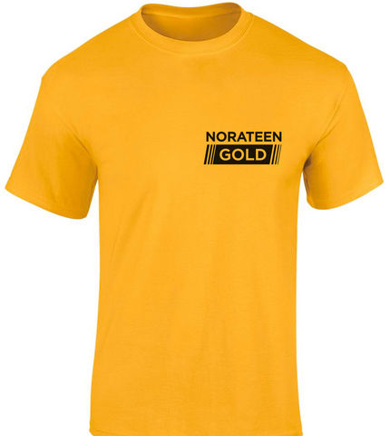 T-Shirt Norateen Gold (Limited Edition)