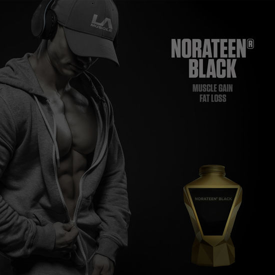 Norateen Black by LA Muscle
