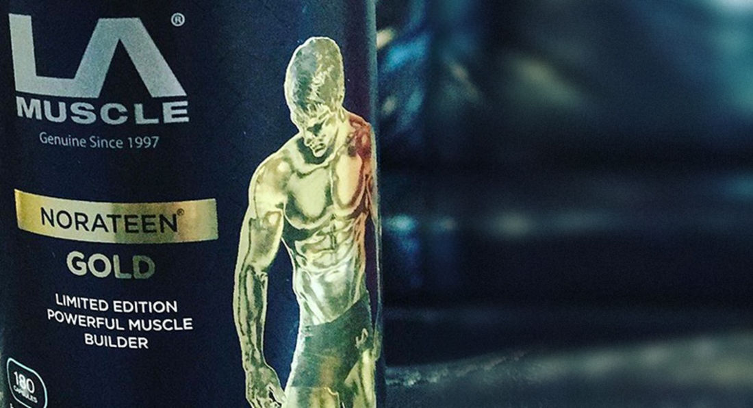Coming Soon.... LA Muscle Norateen Gold