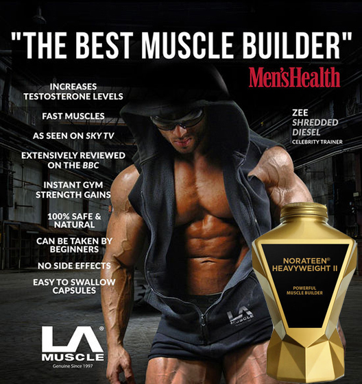 Best Muscle Building Supplement