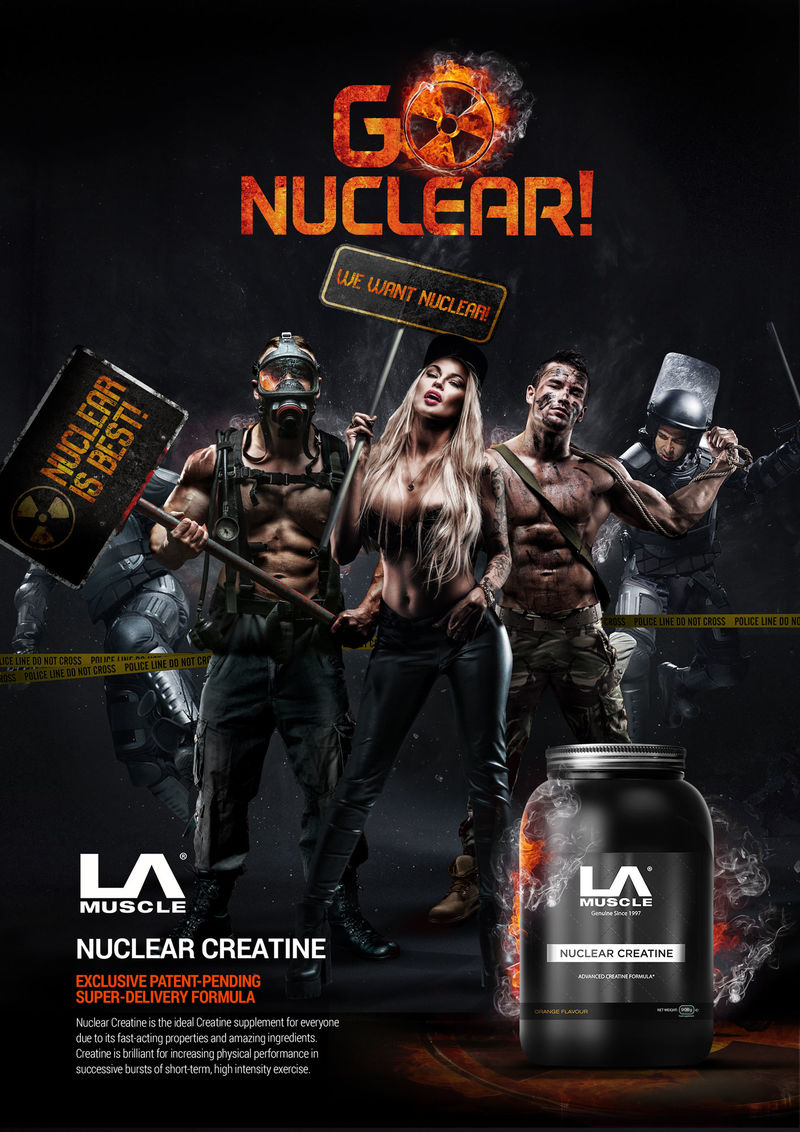 Nuclear Creatine by LA Muscle