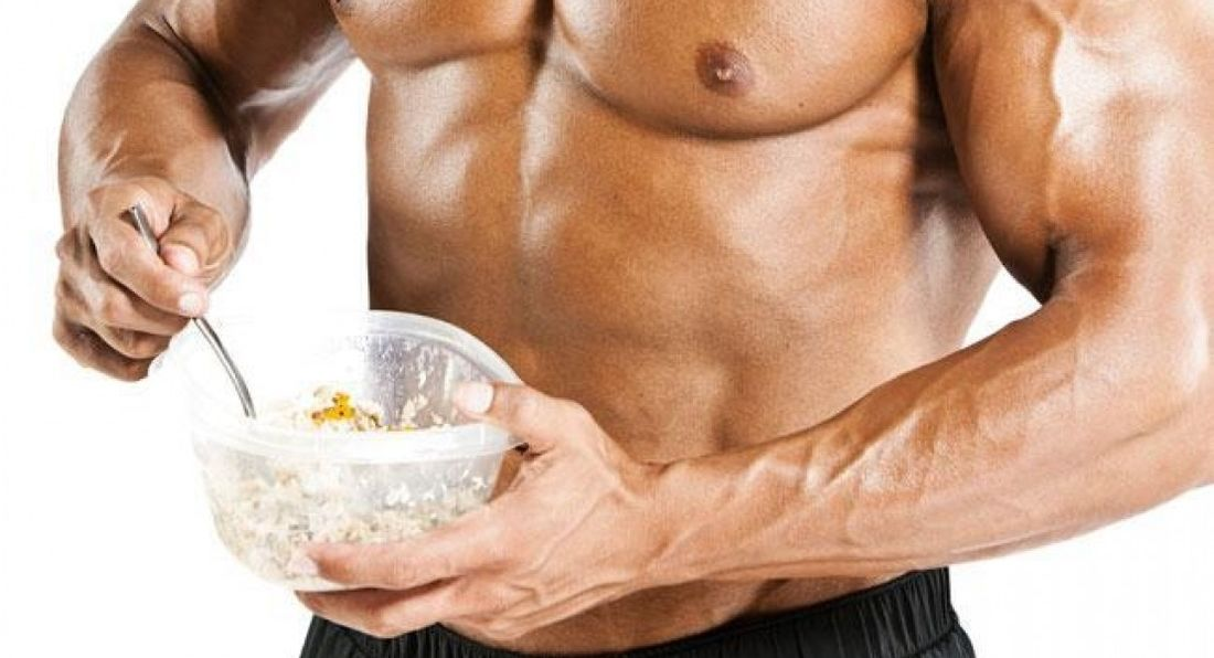 Oatmeal and Bodybuilding.....
