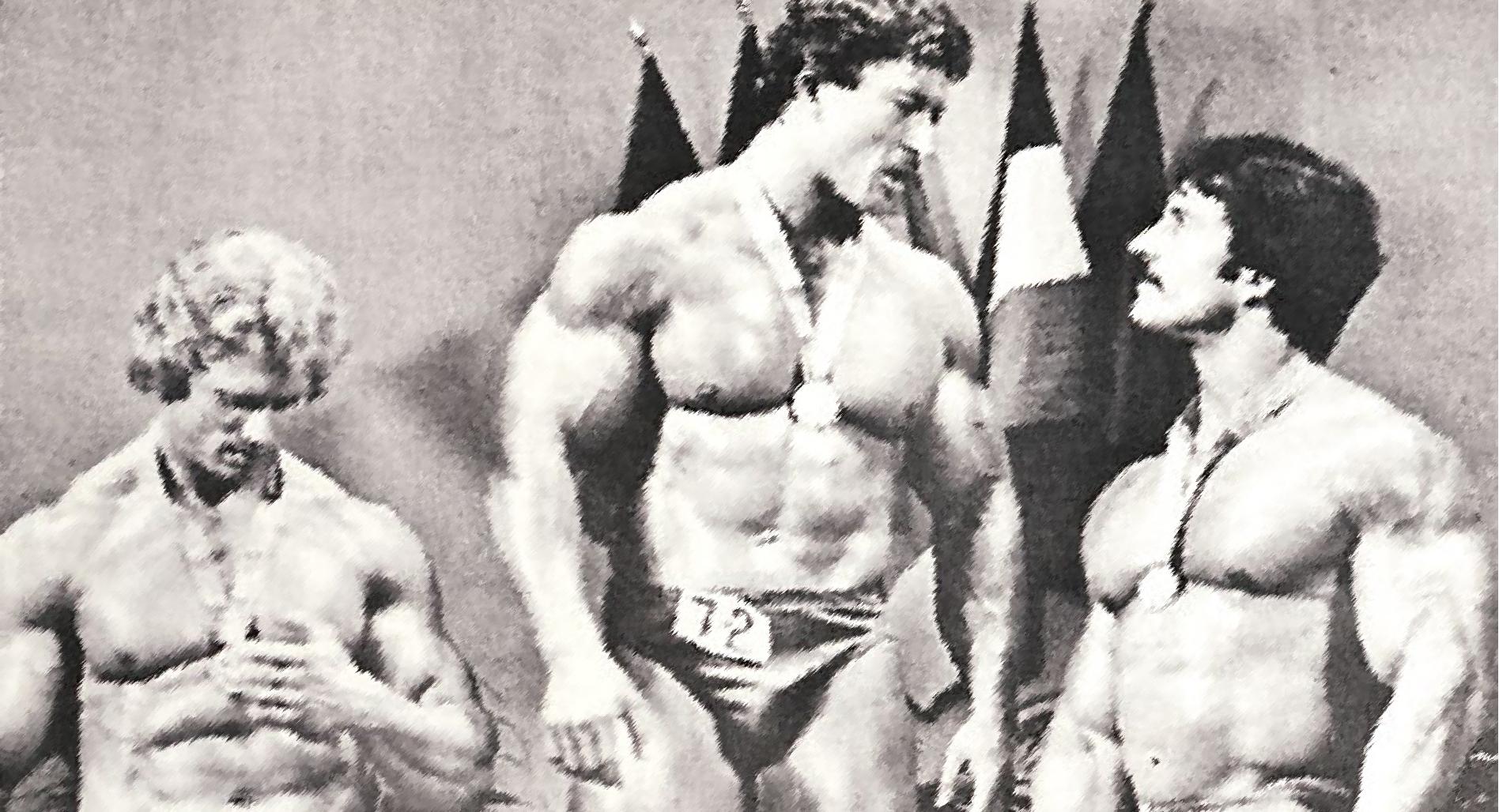 The man who beat The Hulk