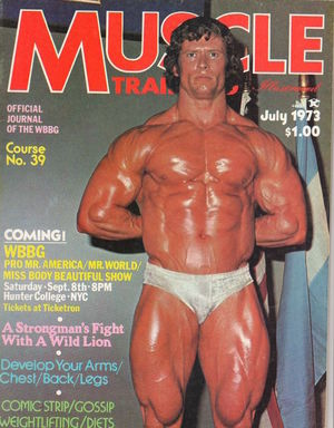 Paul Grant, Welsh Bodybuilder