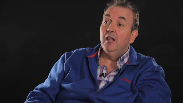 Darts Champion Phil Taylor Interview