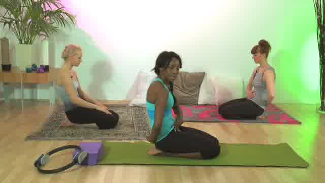 Pilates & Yoga- Episode 3