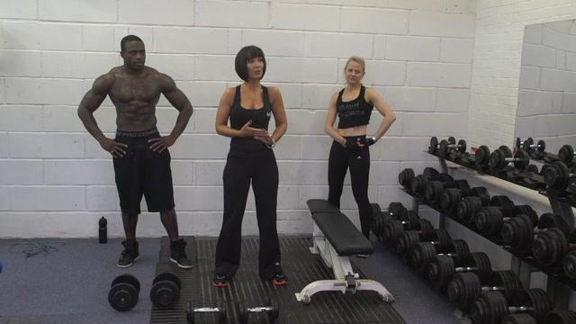 Plyometrics workout vs Free weights