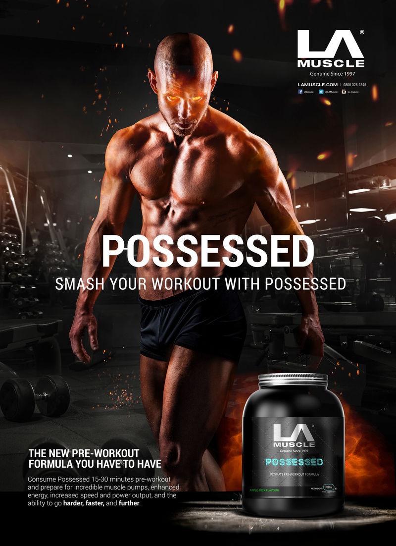 Possessed Pre Workout