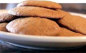 Simple Sweet Potato Protein Cookies