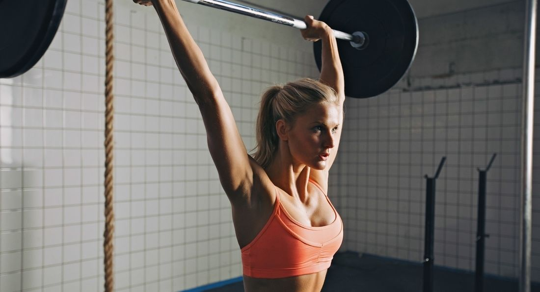 This Exercise Will Get You Strong & Lean Quickly