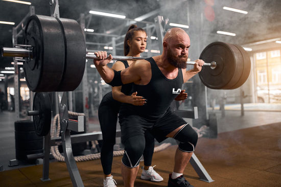 Powerlifting for size