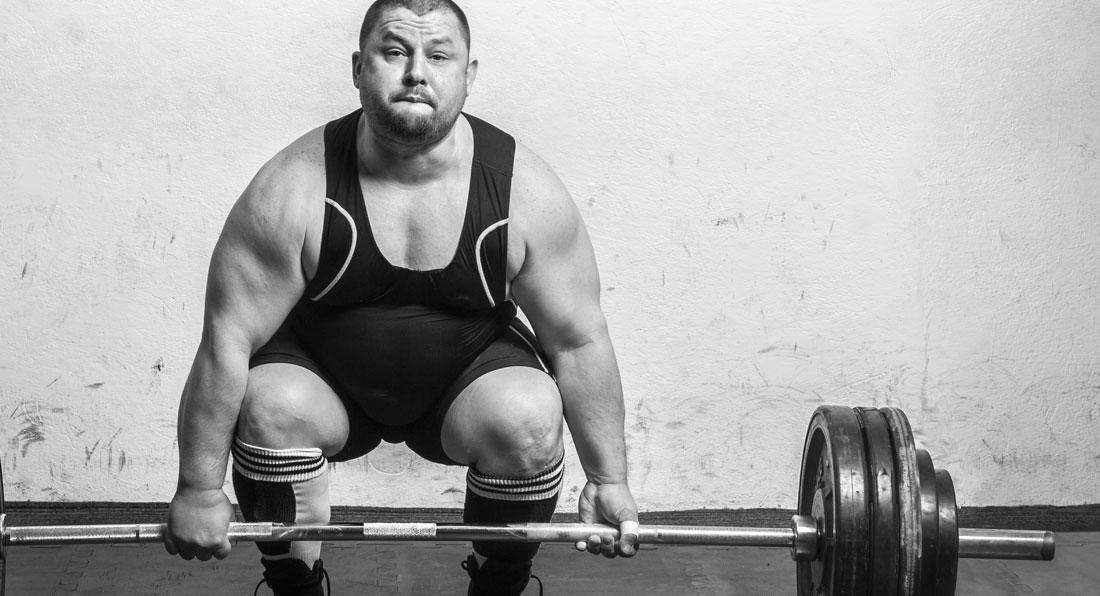 Powerlifting training plan