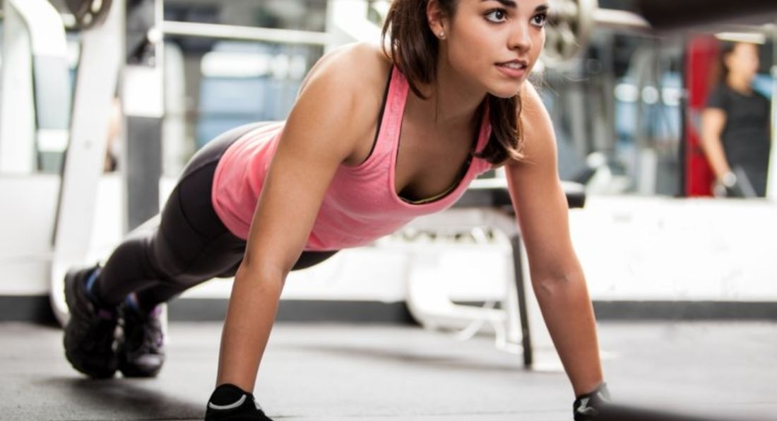 Struggling With Press Ups?