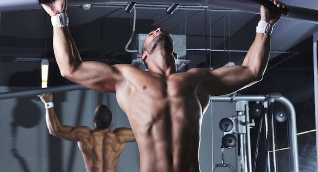 The Best Exercises To Improve Your Pull-Ups