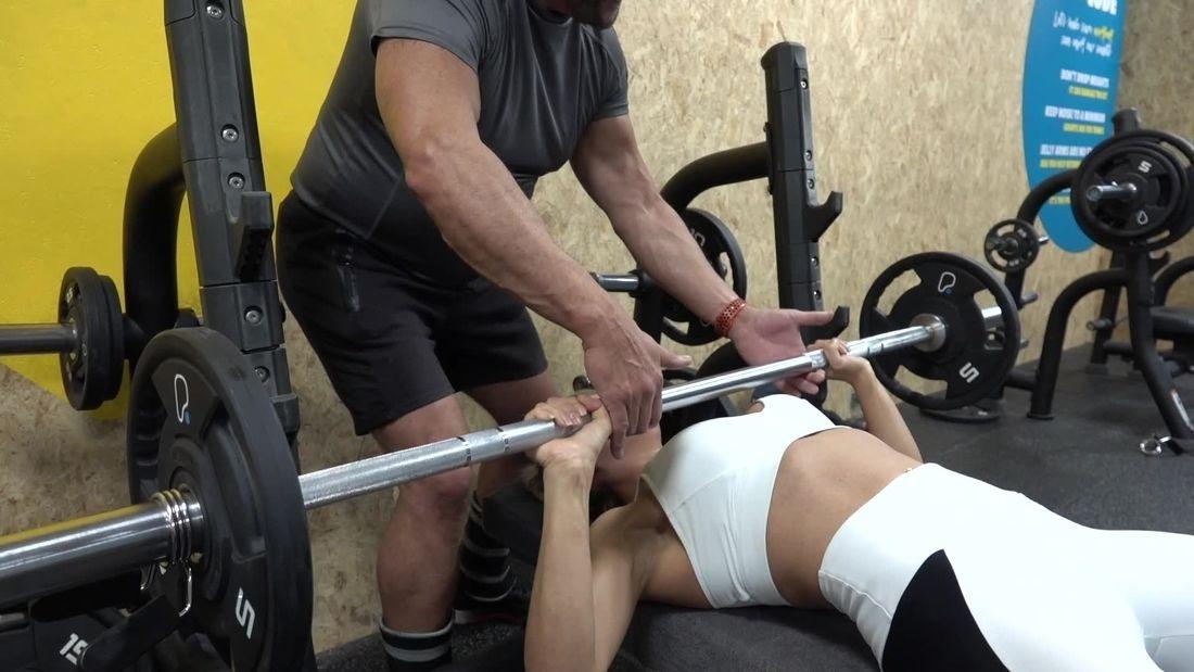 CRAZY Gym Challenge