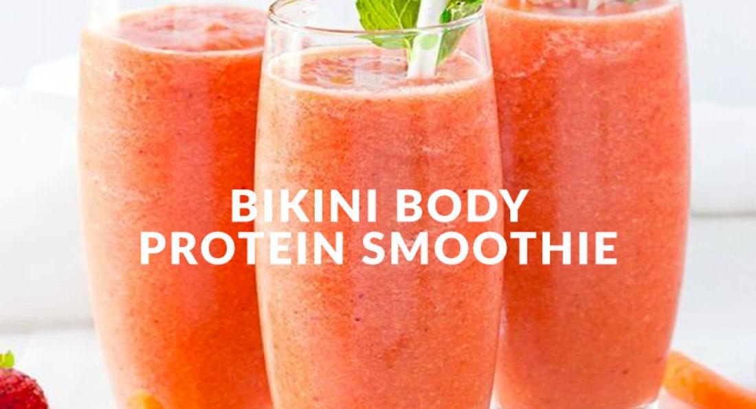 Exotic Bikini Body Protein Sensation