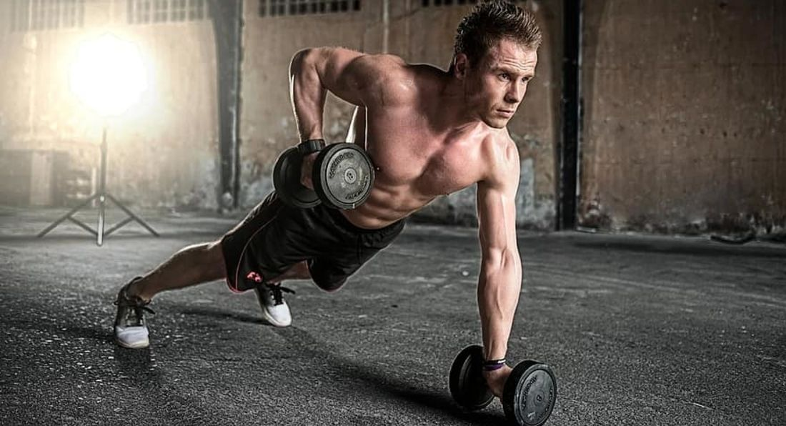 Try This Dumbbell Workout For Chest, Back and Arm Gains