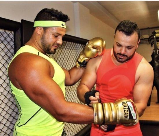 6x World Kickboxing Champion Riyadh Al-Azzawi
