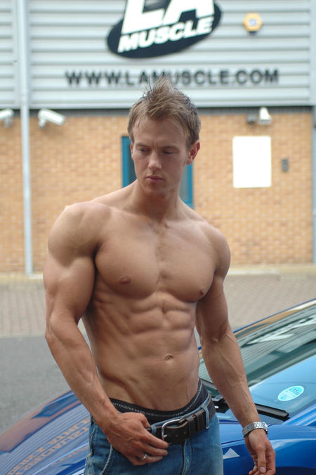 Rob Riches Fitness