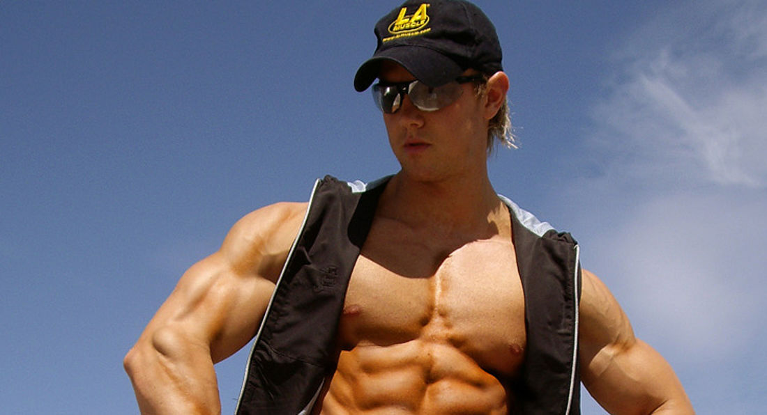 The boy from Farnborough that became a fitness megastar