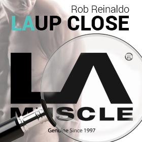 Rob Reinaldo LA Close Up
