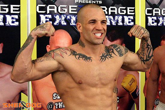 UFC Start Ross Pointon