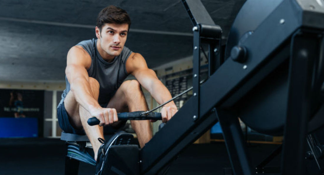 Try This Intense 20-Minute Rowing Workout