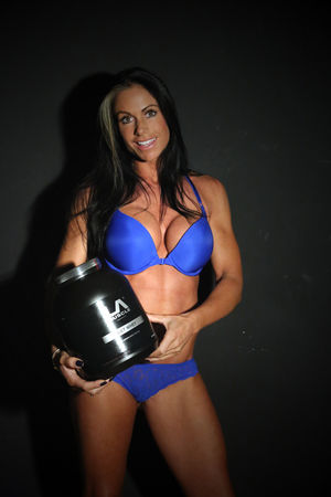 Diet Whey Protein by LA Muscle