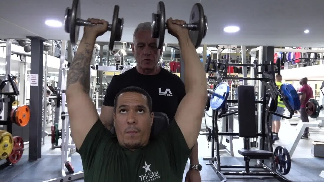 How to train properly in the Gym with master trainer Sav from Muscleworks