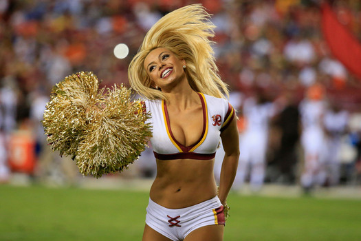 Sexiest hottest fittest cheerleaders