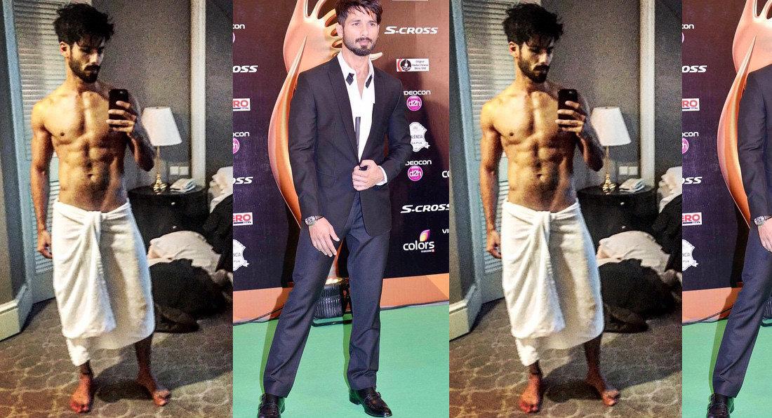 Shahid Kapoor's SECRET workout revealed!