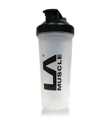 LA Muscle 600ml Shaker