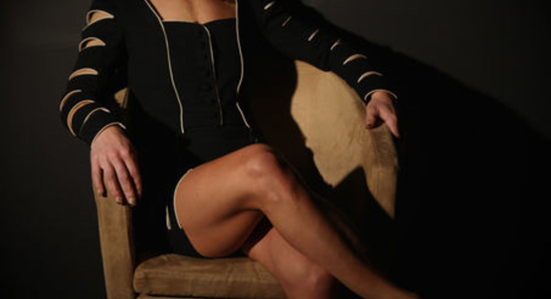 Sharon Clare, British Bodybuilding champion making a comeback in 2012