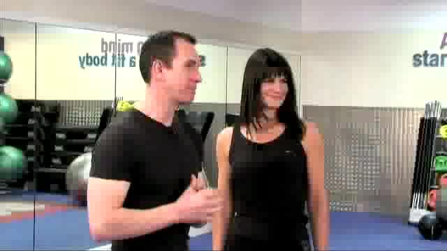 Sharp Bodies-Glute Workout