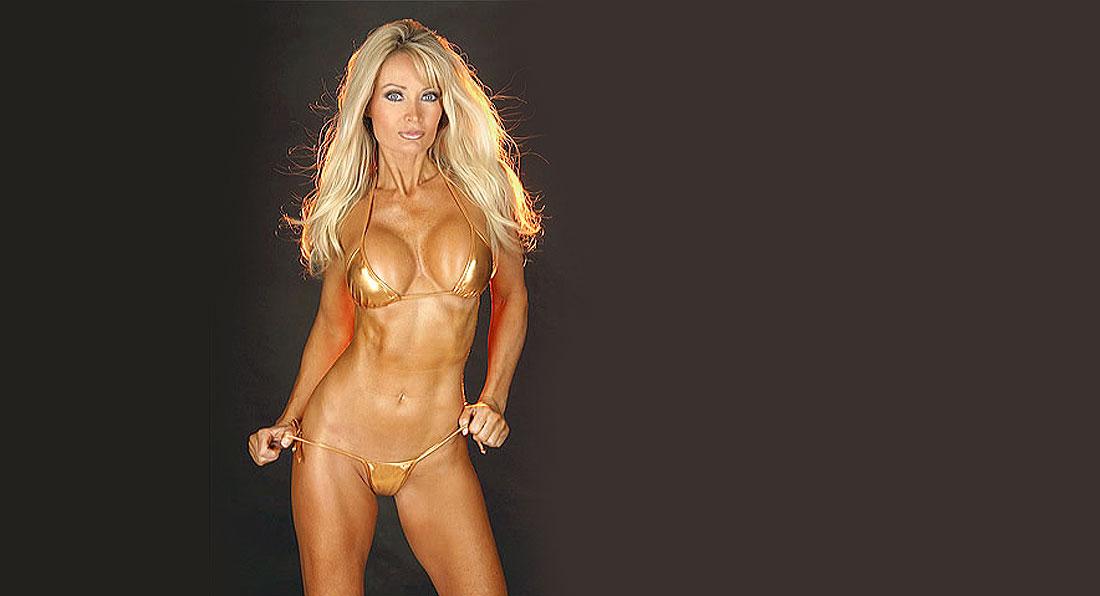 Miss Fitness America Sherry Goggin workout advice
