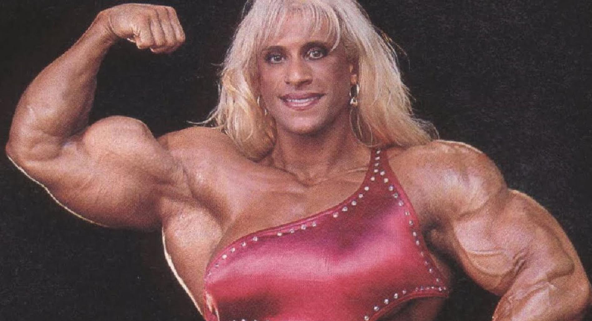SHOCKING female bodybuilders