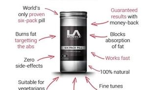 Have you tried the amazing Six Pack Pill?