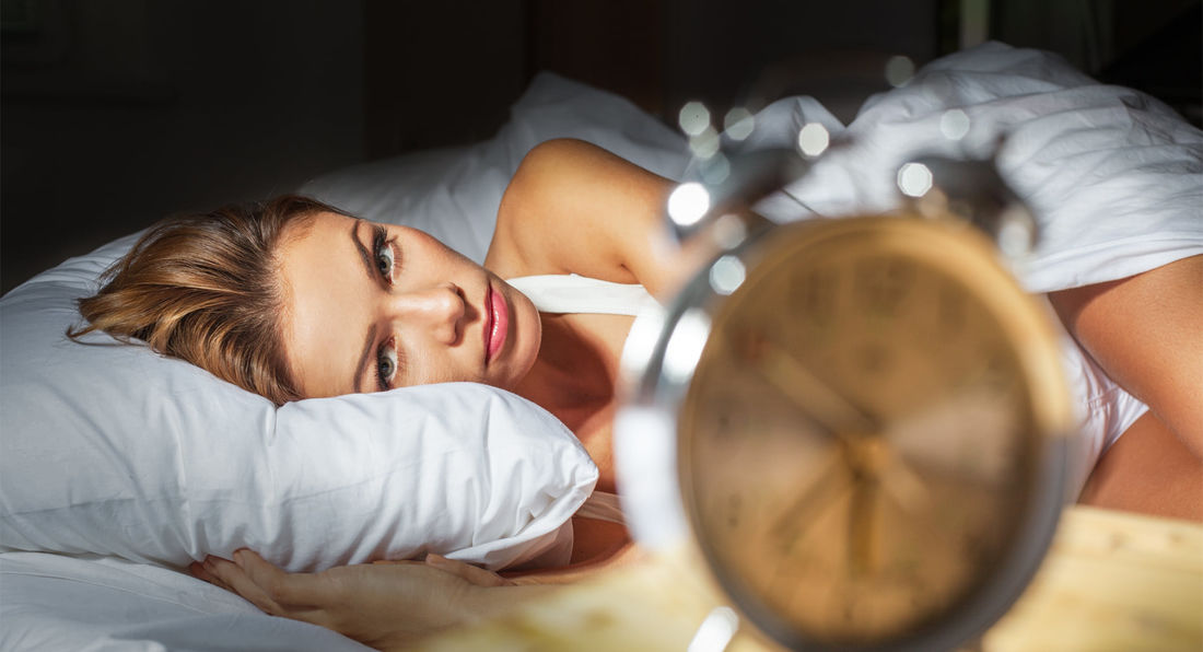 How To Get A Better Sleep When Stressed