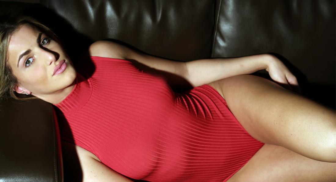 Sofia Shamimi, Italian Iranian fitness model