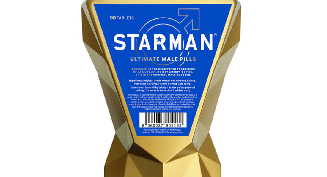 LA Muscle's Starman® Now In Stock!